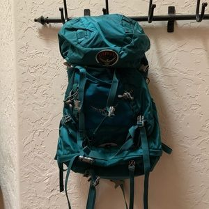 Osprey backpacking backpack